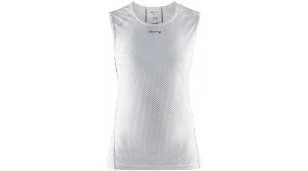 Craft Cool Mesh Superlight Unterhemd ärmellos Damen Gr. XS white