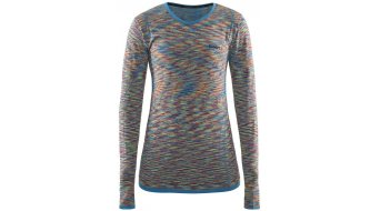 Craft Active Comfort Roundneck Unterhemd langarm Damen typhoon/poppy