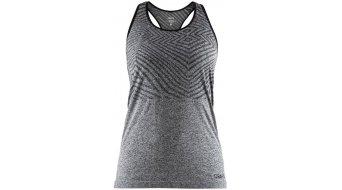 935e0e327edef Craft Cool Comfort She Racerback Singlet Unterhemd ärmellos Damen black  melange