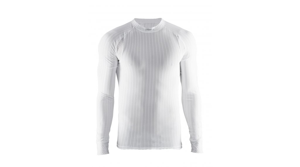 Craft Active Extreme 2.0 Crewneck undershirt long sleeve men size S white