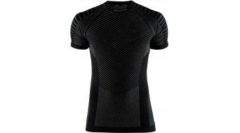 Craft Active Intensity onderhemd korte mouw heren black/granite