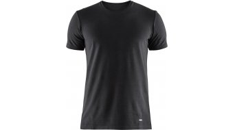 Craft Essential Warm Roundnek onderhemd korte mouw heren