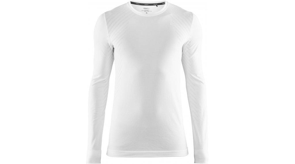 Craft Fuseknit Comfort Roundneck 贴身衣 长袖 男士 型号 S white