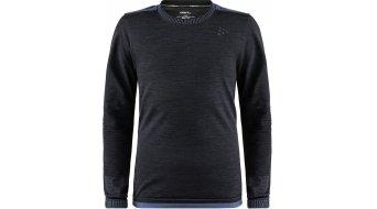 Craft Fuseknit Comfort Roundneck 贴身衣 长袖 儿童 型号 146/152 black