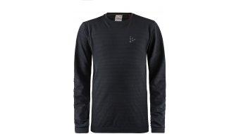 Craft Warm Comfort 贴身衣 长袖 儿童 型号 black