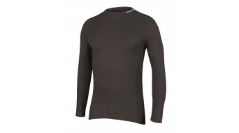 Endura Transrib Unterhemd langarm Herren black