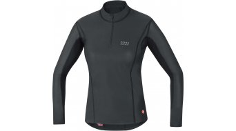 GORE BIKE WEAR Base Layer WINDSTOPPER® Lady Turtleneck sottomaglia manica lunga da donna .