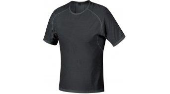GORE Bike Wear Base Layer camiseta de manga corta Caballeros-camiseta camiseta tamaño M negro