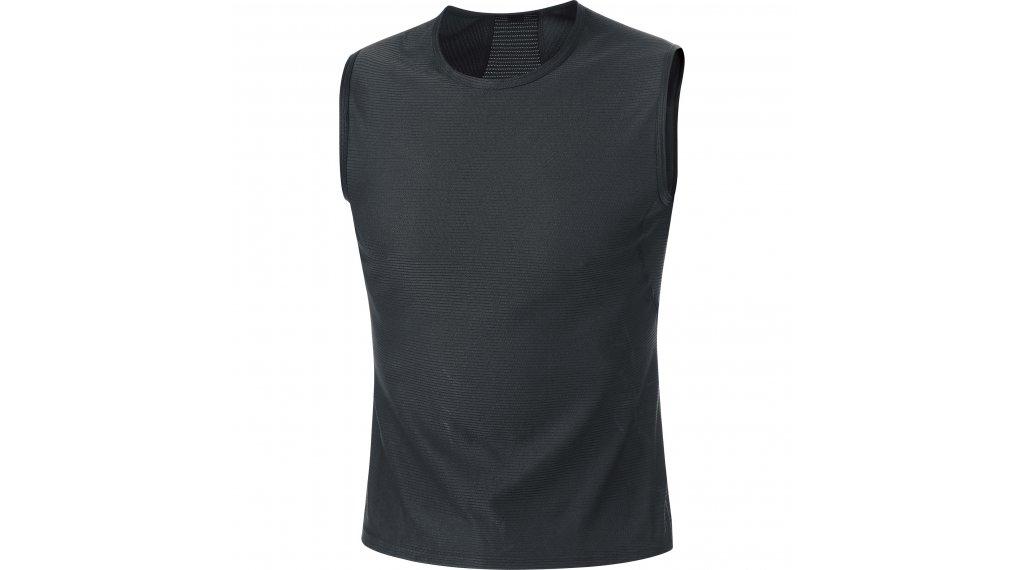 Gore Wear M sottomaglia senza maniche da uomo mis. M nero