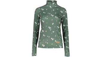 Maloja MiamiM. undershirt long sleeve ladies size M dark mint- Sample