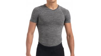 Specialized Seamless Unterhemd kurzarm Herren heather grey