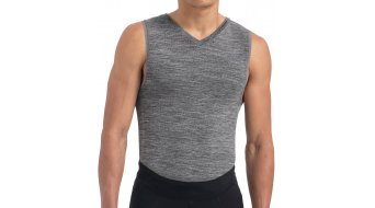Specialized Seamless Unterhemd ärmellos Herren heather grey