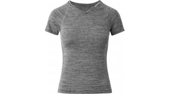 Specialized Seamless Unterhemd kurzarm Damen heather grey
