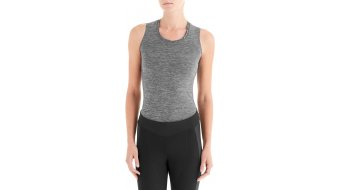 Specialized Seamless Unterhemd ärmellos Damen heather grey