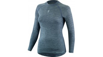 Specialized Seamless Merino Unterhemd langarm Damen Gr. L/XL grey
