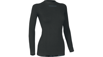 Specialized Seamless Unterhemd langarm Damen Gr. L/XL black