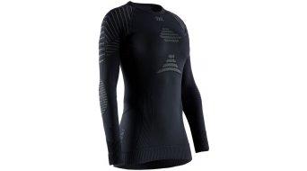 X-Bionic Invent 4.0 Round Neck 贴身衣 长袖 女士 型号 M black/charcoal