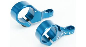 ANVL Arc Direct Mount potence 35.0x45-50mm bleu