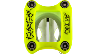 Azonic Predator potencia 1 1/8 31.8x50mm color neón amarillo color apagado Mod. 2016