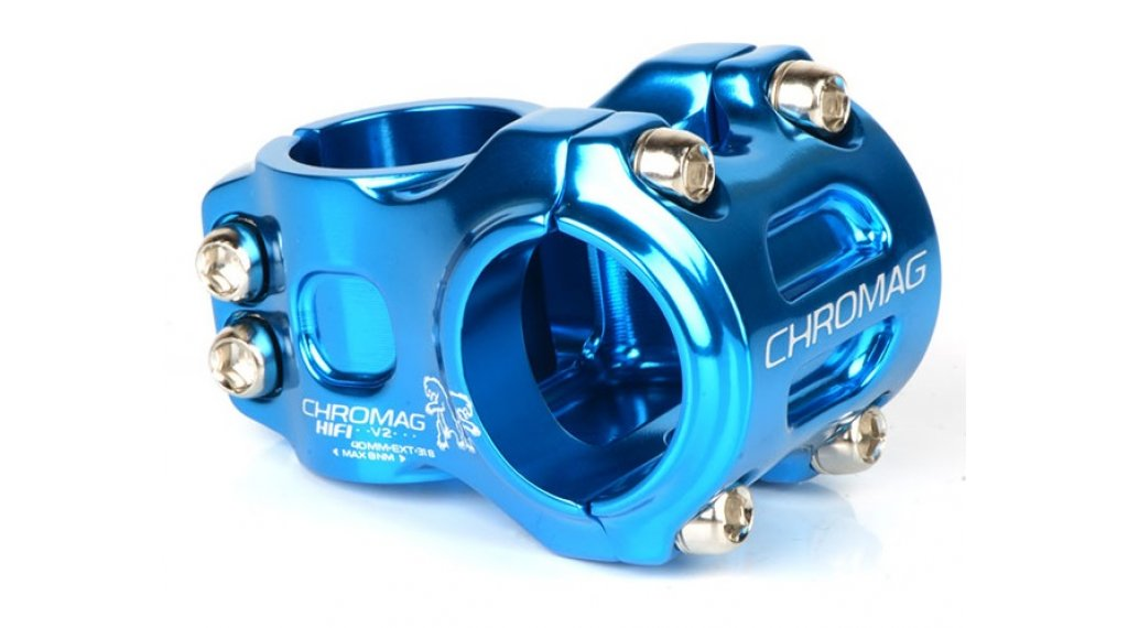 Chromag HiFi V2 Vorbau 1 1/8 31.8x50mm blue