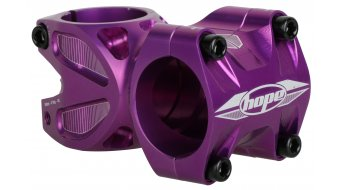 Hope Freeride attacco manubrio 31.8x70mm 0° purple