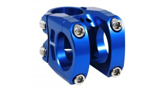 NC-17 S-Pro Signature Line Vorbau 31.8x40mm blau