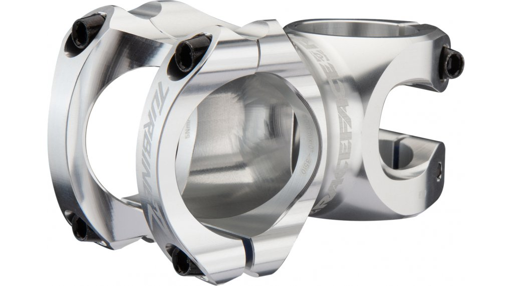 RaceFace Turbine R attacco manubrio 35.0x32mm  argento