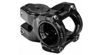 Reverse Black ONE D-2 Titanium Vorbau 31.8 & 35.0mm Durchmesser (ink. Top Cap, Schraube, Kralle) black