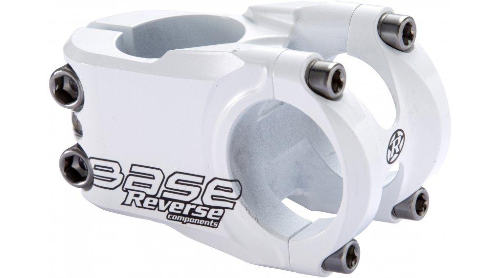 Reverse Base stem 31.8x40mm 0° white