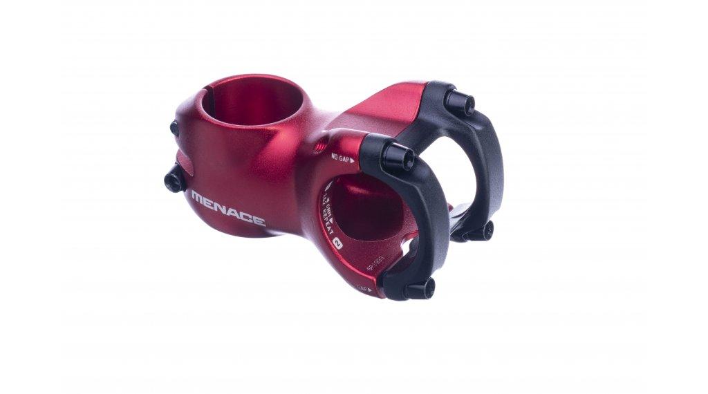 Sixpack Menace potence 31.8x50mm 6° rouge