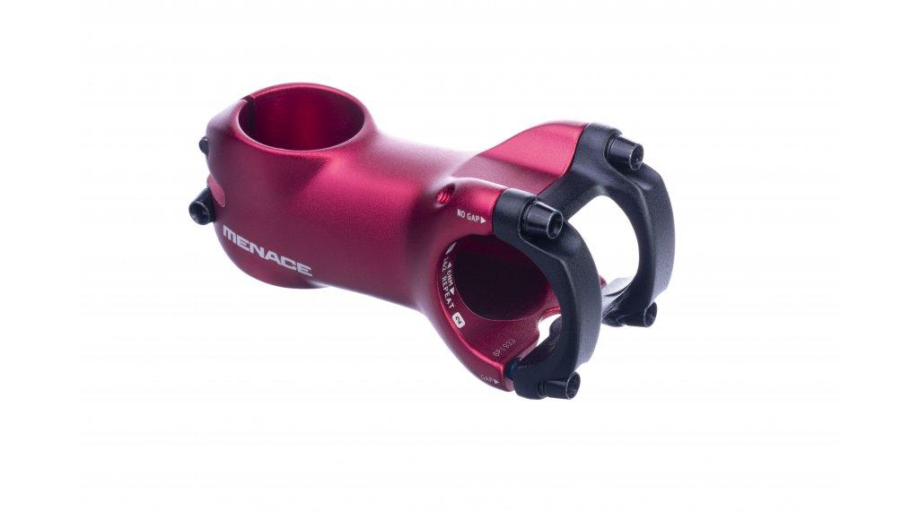 Sixpack Menace potence 31.8x70mm 6° rouge