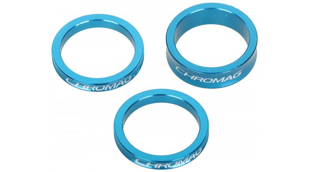 Chromag Vorbau Spacer Kit blue