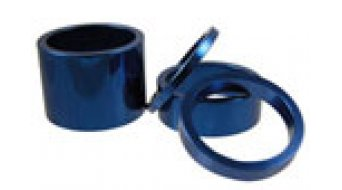 Chris King Headset Spacer Kit 1 1/8 navy