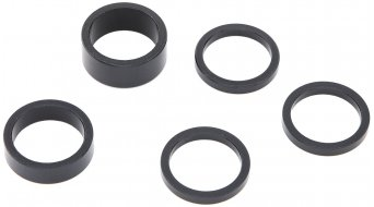 "Contec Spacer Set 1 1/8"" schwarz"