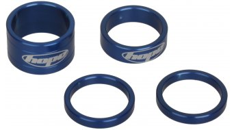 Hope Space Doctor aluminium spacer 1 1/8 anodised (2x5, 1x10, 1x20mm)