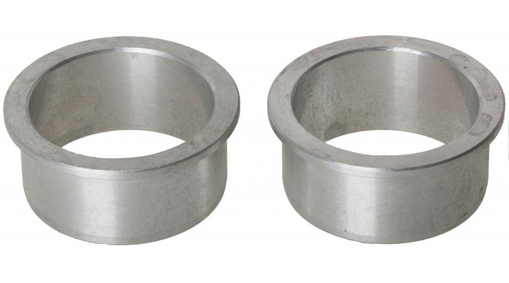 鞍管垫片 11/8 至 1 叉杆 适用于 标准 把立