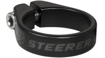 Reverse Steerer Clamp black