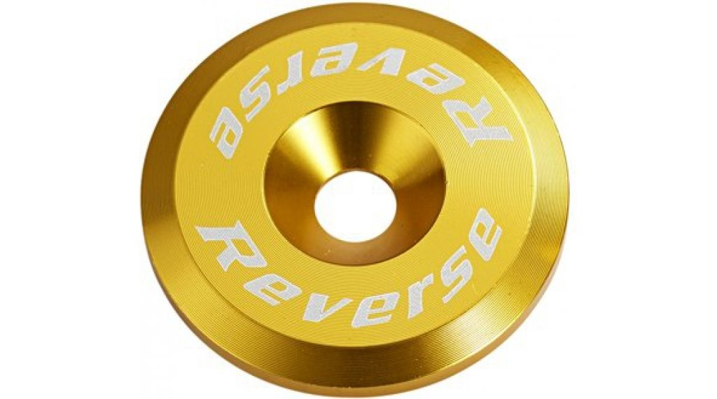 Reverse Topcap (含有螺丝) 金色