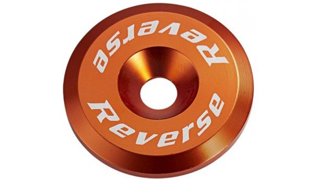 Reverse Topcap (含有螺丝) 橙色
