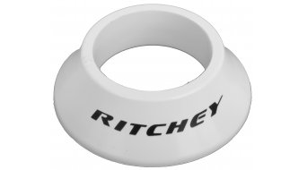 Ritchey Spacer konisch for Press Fit. plastic white