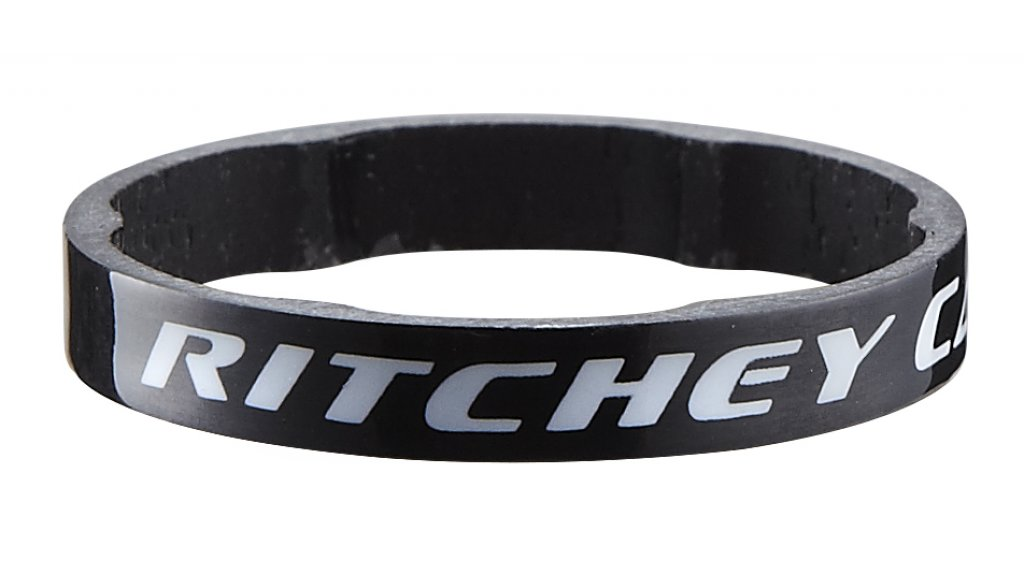 Ritchey WCS Carbon UD Spacer 1 1/8 5mm glossy carbon