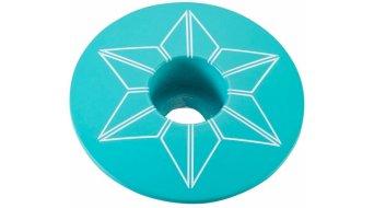 Supacaz Star Capz Anodized Ahead-Kappe
