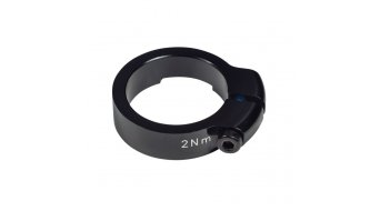 Trek Knock Block Lockring espaciador(-es) 1 1/8 negro