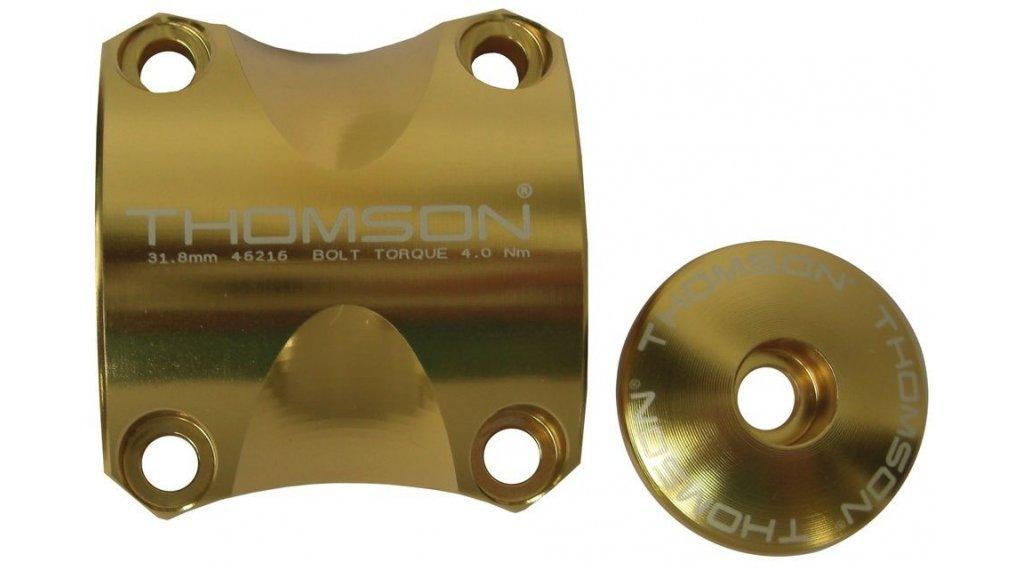 Thomson Elite X4 MTB Lenkerklemmung Kit 31.8 gold