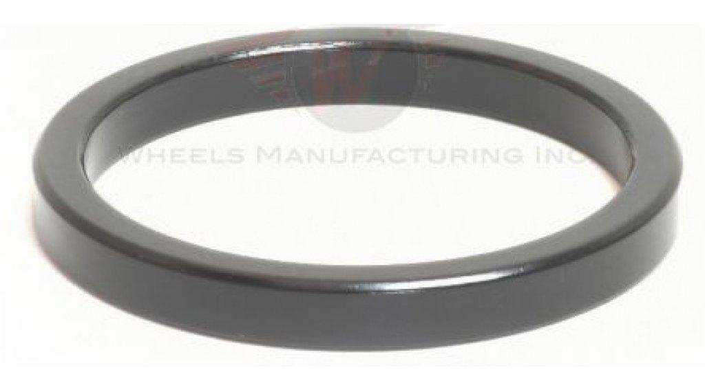 "Wheels Manufacturing Headset Spacer 1 1/2"" 2.5mm (1 Stk) black"