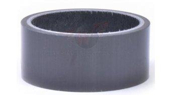 "Wheels Manufacturing Headset Spacer Carbon 1 1/8"" 15.0mm (1 Stk) UD black"