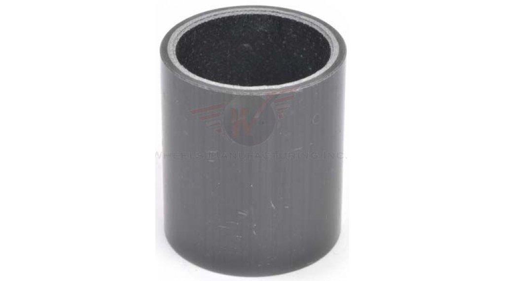 "Wheels Manufacturing Headset Spacer Carbon 1 1/8"" 40.0mm (1 Stk) UD black"