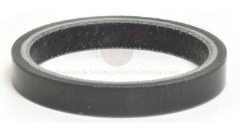 Wheels Manufacturing Headset Spacer 1 pz) nero