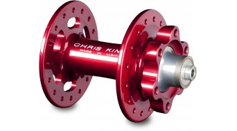 Chris King R45 Road disc- front wheel hub hole QR 9x100mm