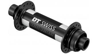 DT Swiss 350 Big Ride Disc fatbike voorwielnaaf 32 Loch TA 15x150mm Centerlock zwart